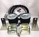 Kit de suspension pneumatique compatible Transit 1994-2021 4000 kg