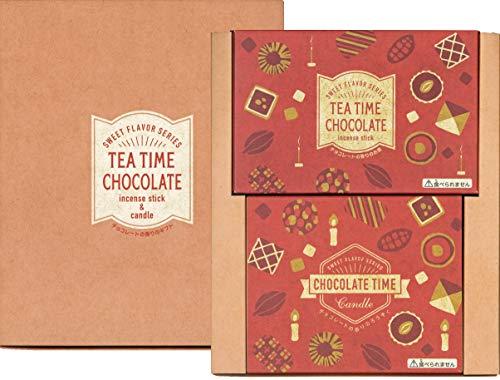 丸叶むらた チョコの香りのギフト TEA TIME CHOCOLATE 200g