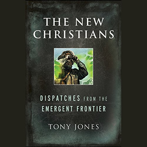 The New Christians audiobook cover art