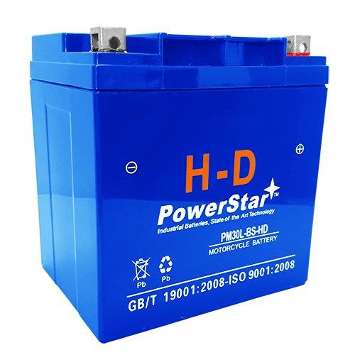 YIX30L YB30L-B Battery for Polaris Sportsman 600 700 800 3YR WARRANT
