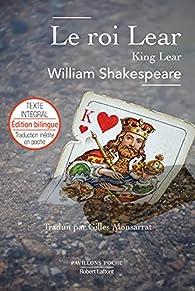 Le Roi Lear par William Shakespeare