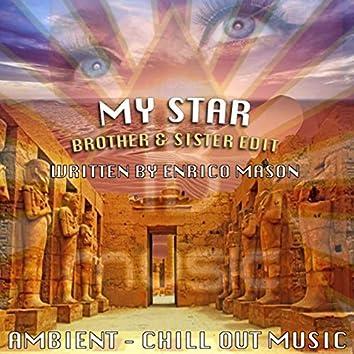 My Star (feat. Kika da Silva) [Brother & Sister Edit]