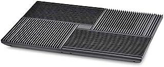 DeepCool Multi Core X8 - MULTICOREX8 - Base portátil con 4 Ventiladores, Compatible hasta 17