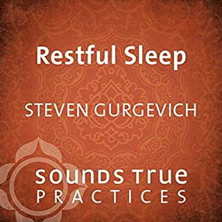 Restful Sleep audiobook cover art
