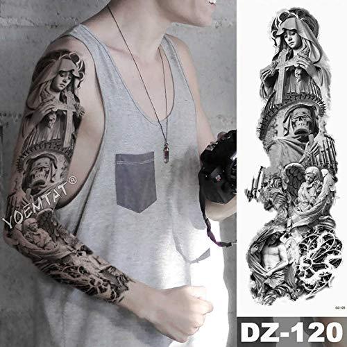 tzxdbh 3 Unids-Tatuaje Pegatinas Hombres y Mujeres a Prueba de ...