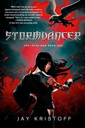 Stormdancer The Lotus War Book One The Lotus War 1 product image