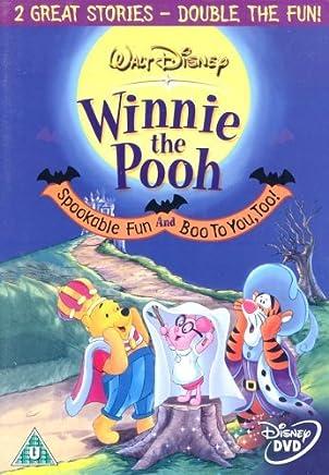 Winnie The Pooh - Spookable Fun & Boo to You, Too! [DVD]