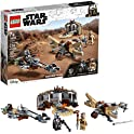 LEGO Star Wars: The Mandalorian Trouble on Tatooine Toy Building Kit