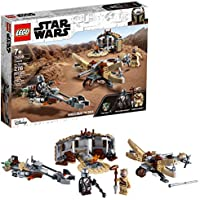 LEGO Star Wars: The Mandalorian Trouble on Tatooine 75299 Awesome Toy Building Kit (277 Pieces)