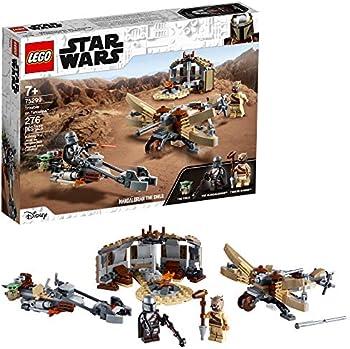 LEGO Star Wars: The Mandalorian Trouble on Tatooine Toy Building Kit