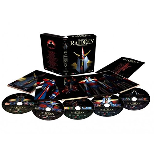 SERIE COMPLETA DE IL PRODE RAIDEEN IN 2 BOX + CD AUDIO