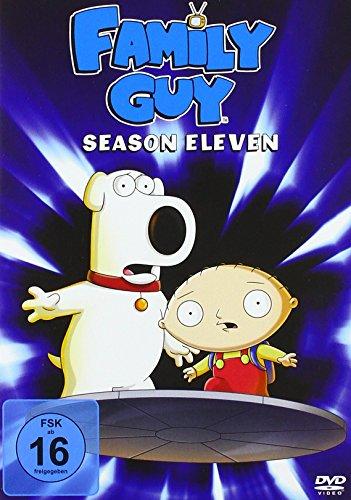 Family Guy - Season Eleven [3 DVDs]