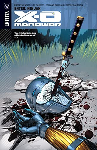 X-O Manowar Vol. 2: Enter: Ninjak - Introduction (X-O Manowar (2012- )) (English Edition)