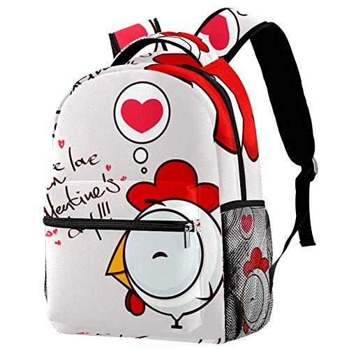 Wasserdichter Modeschulrucksack für Teenager-Mädchen, Modemuster Laptop-Rucksack College-Taschen Frauen Umhängetasche Daypack Bookbags Reisetasche, Rucksack für Schulreisen