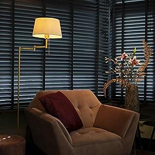 QAZQA ladas - Lampadaire Rustique - 1 lumière - H 1535 mm - Bronze - Rustique - Éclairage intérieur - Salon | Chambre