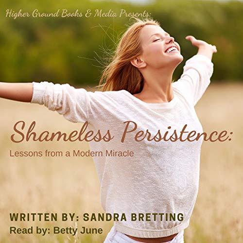 Shameless Persistence Audiobook By Sandra Bretting cover art