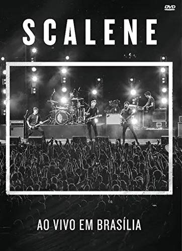 Scalene - Ao Vivo Em Brasilia - [DVD]