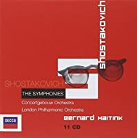 Shostakovich: The Complete Symphonies (2006-05-16)