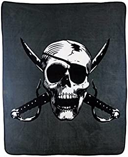 Best pirates of the caribbean throw blanket Reviews