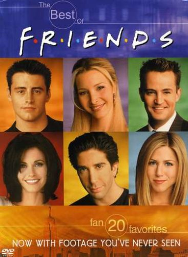 The Best of Friends Collection (Vols. 1-4) - 4 DVD [Import USA Zone 1]