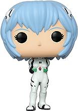 Funko- Pop Animation: Evangelion - Rei Ayanami Neon Genesis Collectible Toy, Multicolor (45119)
