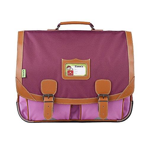 Tann's Bolso Escolar, Violet-Parme (Multicolor) - 41123.0