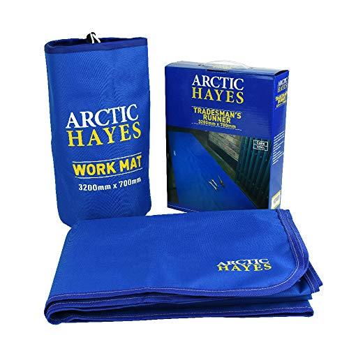 Arctic Hayes Tapis de couloir 3200 mm de long x 700 mm de large