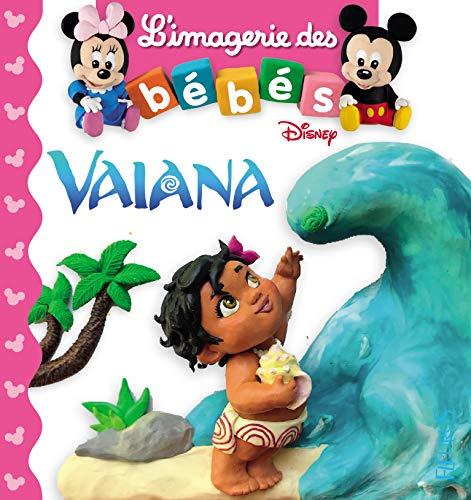 Vaiana (IMAGERIE DES BEBES DISNEY, 13)