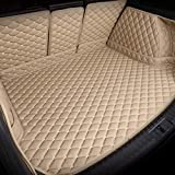 XXSDDM Coche Alfombrillas Maletero,para Peugeot 4008 2012-2016 Auto Troncal Interior Impermeable ProteccióN Alfombra