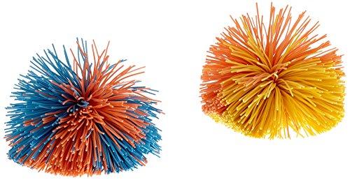 OGO Sport Balles-Pompon de Remplacement Volants de Raquettes mixte enfant Bleu/Orange Taille Unique