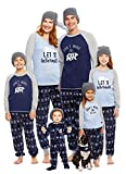 Family Let's Hibernate Matching Pajama Set