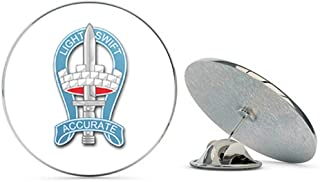 Veteran Pins US Army 199th Infantry Brigade Unit Crest Metal 0.75