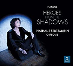 Heroes from the Shadows - Handel Arias By Nathalie Stutzmann feat. Philippe Jaroussky Orfeo 55 (2014-10-06)