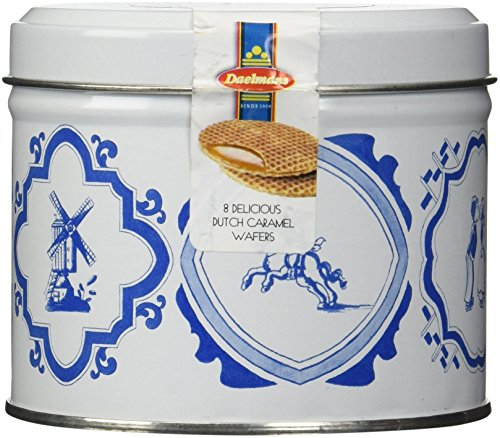 Daelmans Stroopwafels, Caramel, 8.11 oz