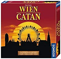 カタン ウィーンver. オーストリアカタン (WIEN Catan) 日本語訳付き ボードゲーム