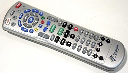 Charter Ocap–4 (C4000 & S4000) 4-device Remote Control for HDTV DVR...