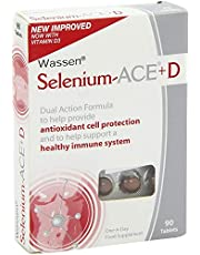 Wassen We Protect Immune Health Selenium ACE+D - 90 Tablets