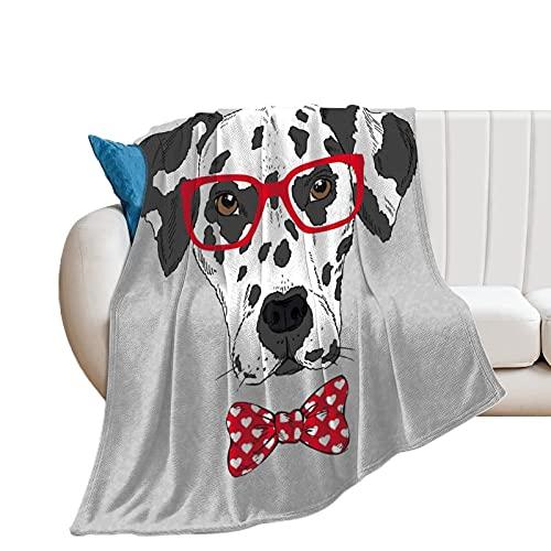 Gafas de sol perro personalizado manta 3D impresa manta manta adulto niños regalo de cumpleaños Navidad Halloween decoración
