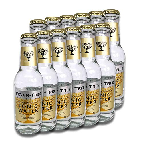 Fever Tree Premium Indian Tonic Water 12 x 0,2 Liter
