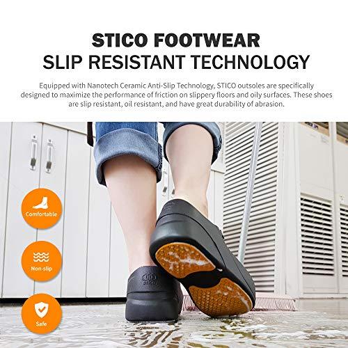 Stico Slip-resistant Shoes