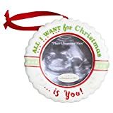 Product Image of the Ultrasound Christmas Ornament