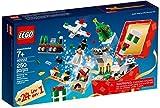 Lego Christmas Countdown Calendar Set 40222 - 24x Mini-Builds by LEGO