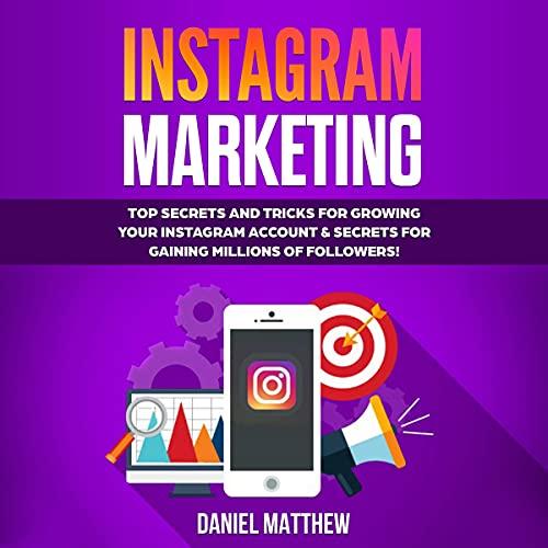 Couverture de Instagram Marketing
