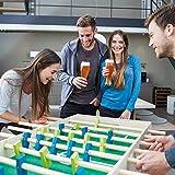 polar-effekt Leonardo Weizenbierglas 0,5l mit Gravur personalisierte Weizenglas Geschenk-Idee – Bierglas für Männer und Frauen zum Geburtstag – Motiv Ornament - 3