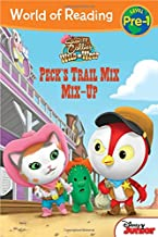 World of Reading: Sheriff Callie's Wild West Peck's Trail Mix Mix-Up: Level Pre-1