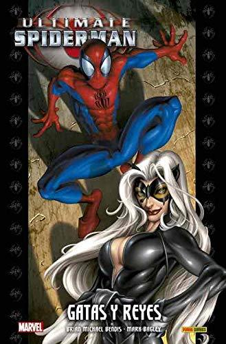 Ultimate Spiderman 6. Gatas y Reyes