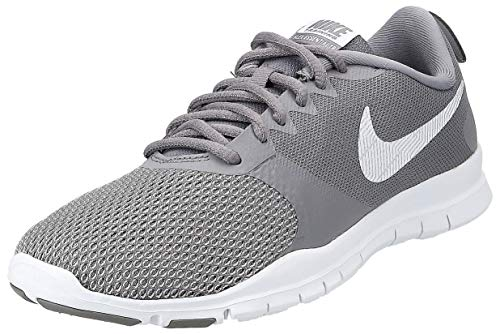 Nike Women's Flex Essential TR Running Shoes Gunsmoke/White-Atmosphere Grey 7