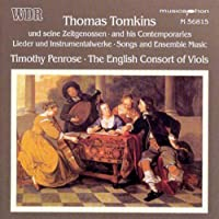 Tomkins &His Contemporaries