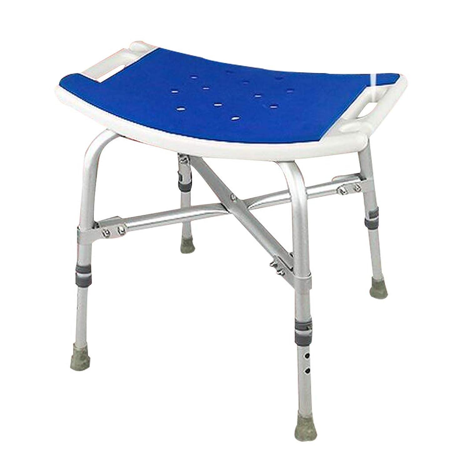 起きて三含意高さ調整可能 バス/シャワースツール ハンディキャップシャワーシート 障害者支援 人間工学に基づいた バスタブリフトチェア パディング付き 高齢者、障害者、成人向け ヘビーデューティ