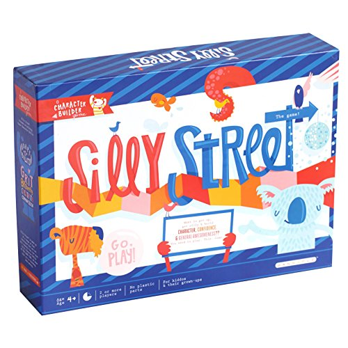Buffalo Games Silly Street - The Award Winning...